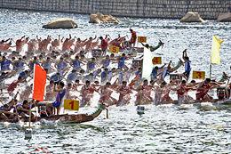 Dragonboat_racing